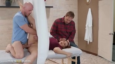 Private Treatstudst starletring Natasha Nice and Johnny Sins