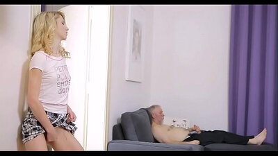 young beauty sucking my neighbors dick today