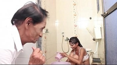 Hot Baby Baleang and sex with dad in law
