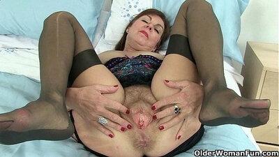British MILF Stella Lee has great personal sex fuck