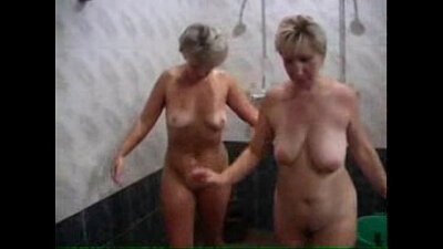 Foursome slut would do anything to get granny on our table