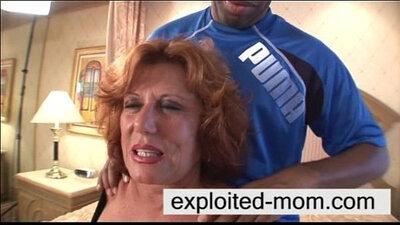 Big Cock Fucks Mature Lady In New Skirt