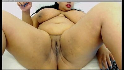 Busty Teen Ginger Lane With Diab On Webcam