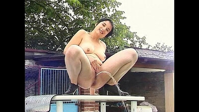 Cherry Sadik Lucas in Her Ride on Piss