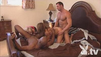 Tat sex with blond bitch