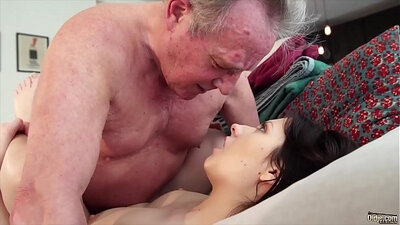 Molly Swallows Young Juicy Pussy