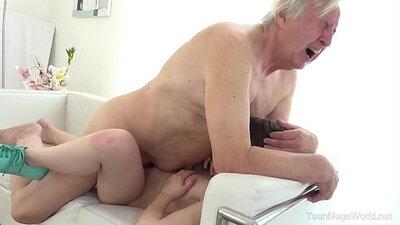 Blonde Luna Rival having their first sex
