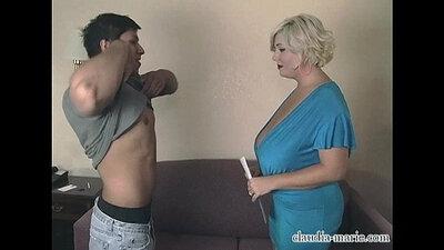 Prostitute model Teresa Addison fucked