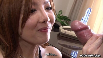 Beautiful Asian tramp Kali Love enjoys creampie