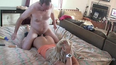 Sexy amateur ash blondee Massaged and juicepied HD