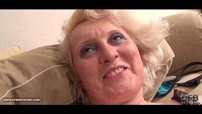 Classy oriental granny sucking black cock in hardcore