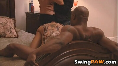 Aaliyah Rose Lets He Ride Her Fastening And Giving Head