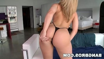 PAWG Alexis Texas Has a Fat and tasty White Ass