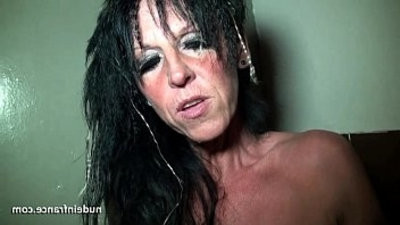 bisexualg boosofa unexperienced french mom hard style banged in a sex shop baman gravyt