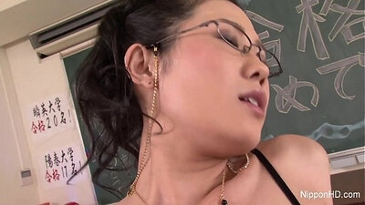Japanese Sex XXX Trophy Classy Teacher on Campus Clue Whizz n Prague Game