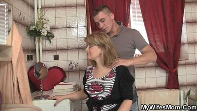 Big titts moms slammed and spoiled