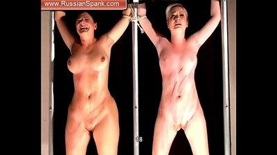 Blonde bondage videos xxx Horny youthfull nurses