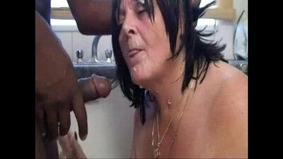 hot slut get fucked by huge black cock