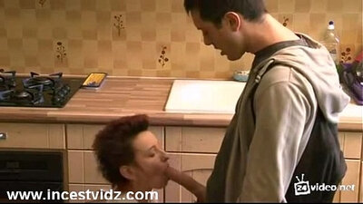 EvilBrother MDstv.DCP Kassin Fucks young Ryans mom in the kitchen