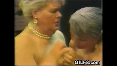 Chubby grandma lesbian sexray
