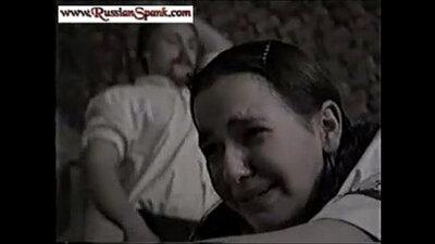 Candice de Leon in The Classic Spanking scene