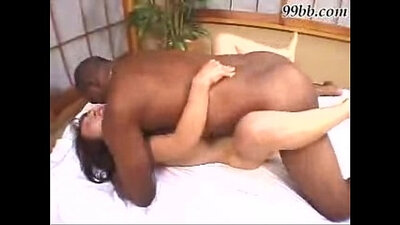 Asian guy got fucked by black stud