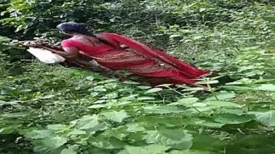 Telugu aunty fucking for money in fields