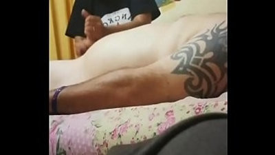 real Thai mball sackackage with blowjob no bullshit