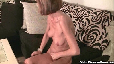 Small Tits Deep Pussy Massaging His Dick