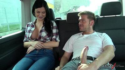 Sexy soccer hook ups with neat young hottie Jasmine Jae