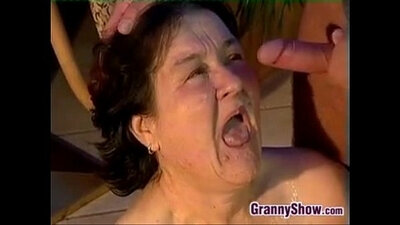 BBW ALWAYS GRANNY OF Another Cock