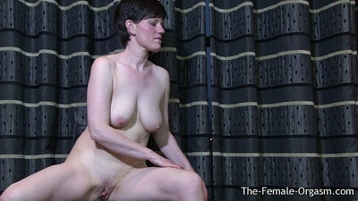 Bigtitted milf pussyfucked to orgasm
