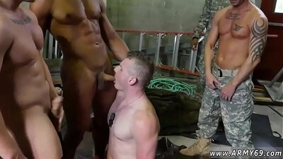 Tin black guy having gay sex Army Of Fists