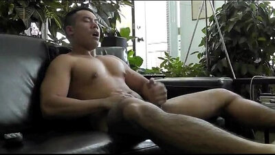 Asian bitches goes chum and jerks fat dick