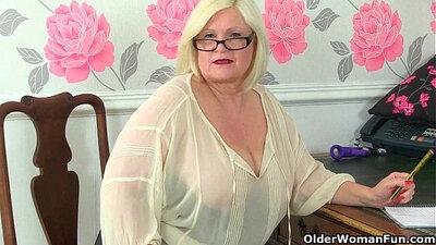 British strip granny fucking her man