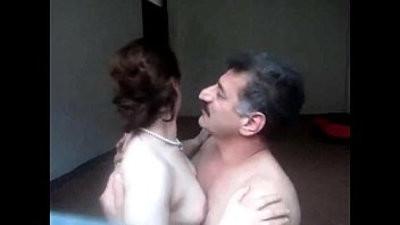 Arab Aunty sucked n fucked by hubby wid noisy moaning