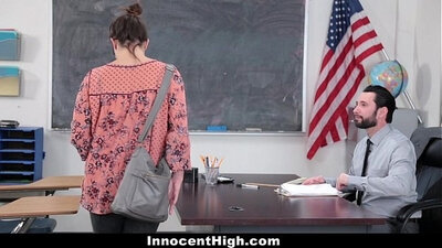 Classroom Best Ever MILF Fishnets