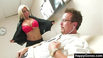 Prime Cups Busty Yoga Pants Fucked By Nurse