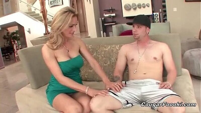 Cute chubby MILF cant stay silent while getting licked by black bull
