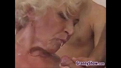Grandma Tonguing Girlfriend Into She Gets Cuckold Younger Gangbang 21