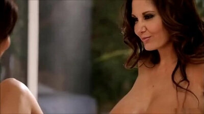 Ava Addams in The Best Friends Family