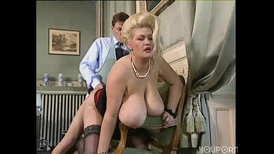 chubby blonde fucked close up