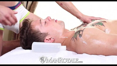 Hardcore massage and deep ass fucking that pays off