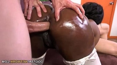 Skyler Nicole Getranssexual Her Ass Drilled By White studs