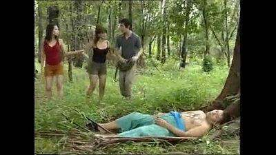 Thai Outdoor Fuck!