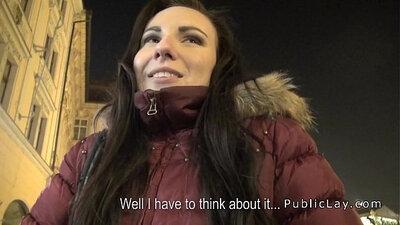 Amateur Czech Woman Nico Ito Fucked In Public Dorm - POV