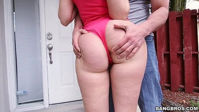 DIRTY BRUNETTE AGGRESSIONALS FIRST ASS FUCK Uncensored JAV