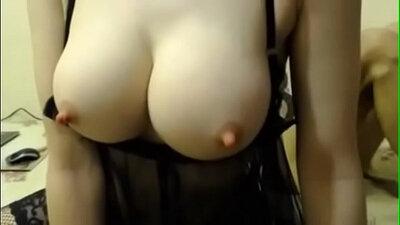 Busty Russian Ass Tease on Video