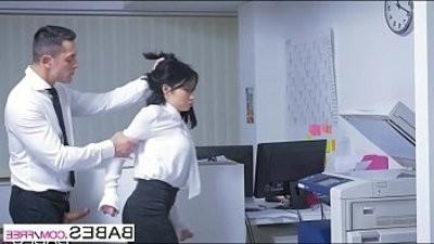 Office Obsession The Secretary starletring Rina Ellis clip
