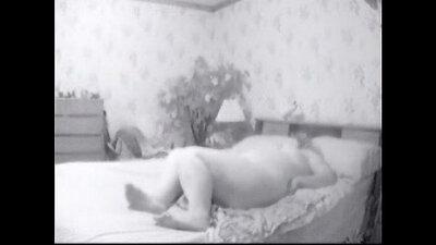 Busty mom has hidden cam